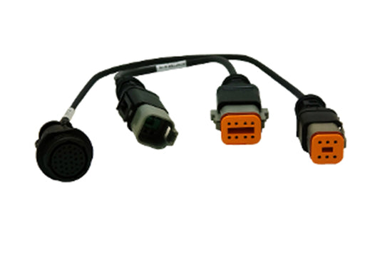 TEXA Truck Volvo Penta 2 Cable (T29) Plus 8-pin Adapter