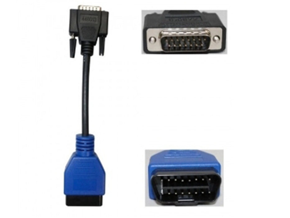 Diesel Laptops OBDII Cable for USB Link