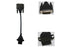 Diesel Laptops Mack & Volvo 8 Pin Cable for USB Link