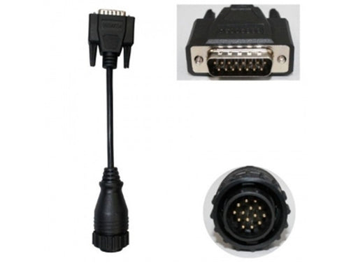Diesel Laptops Mack & Volvo 14 Pin Cable for USB Link