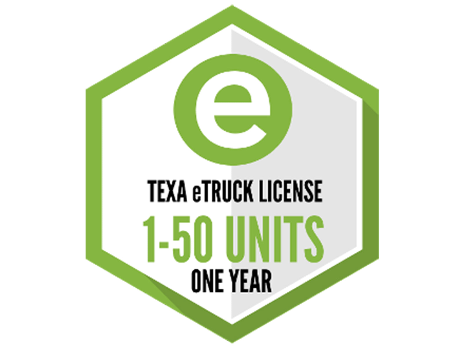 TEXA eTruck Software License for 1-50 Units