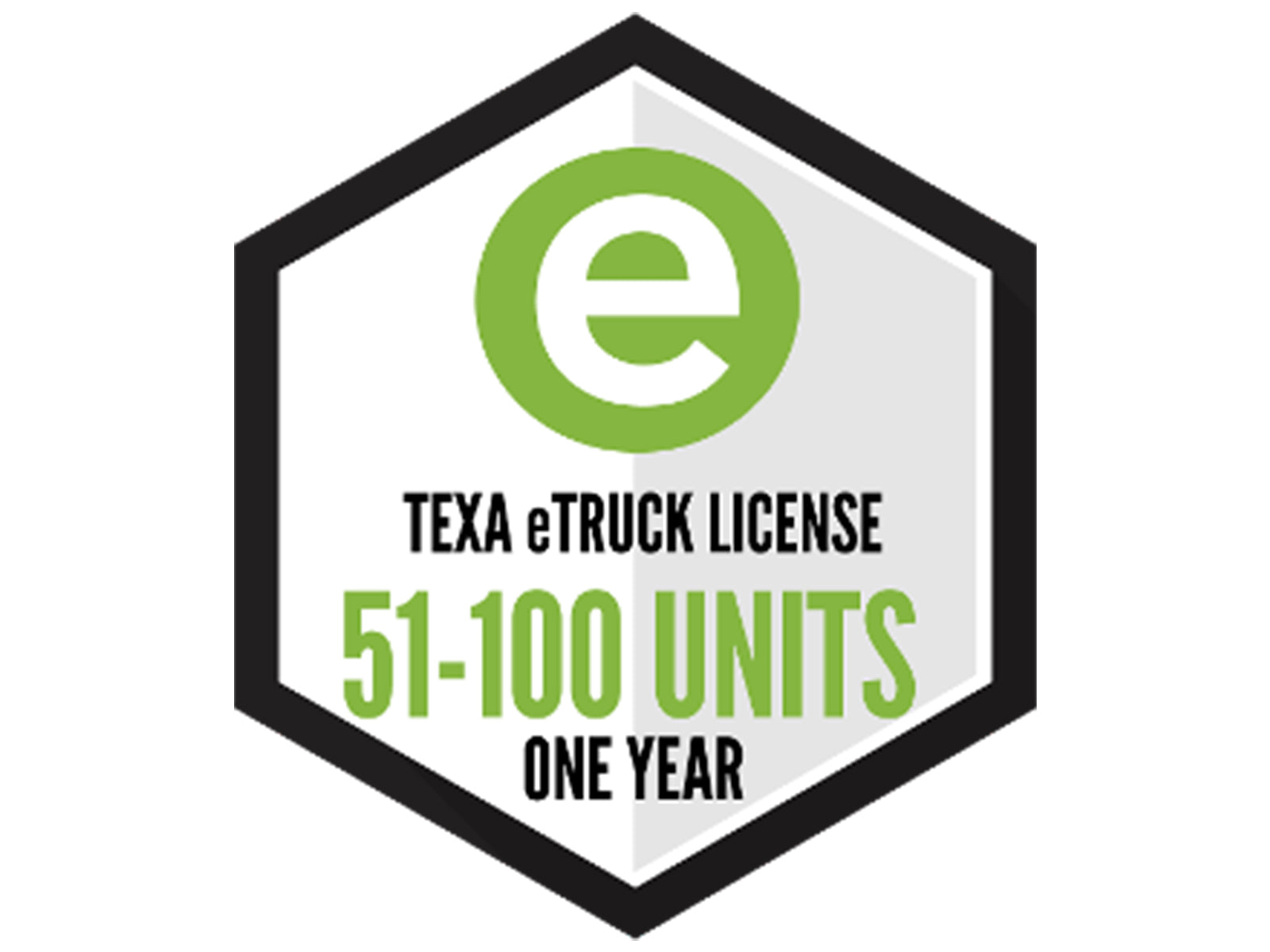 TEXA eTruck Software License for 51-100 Units