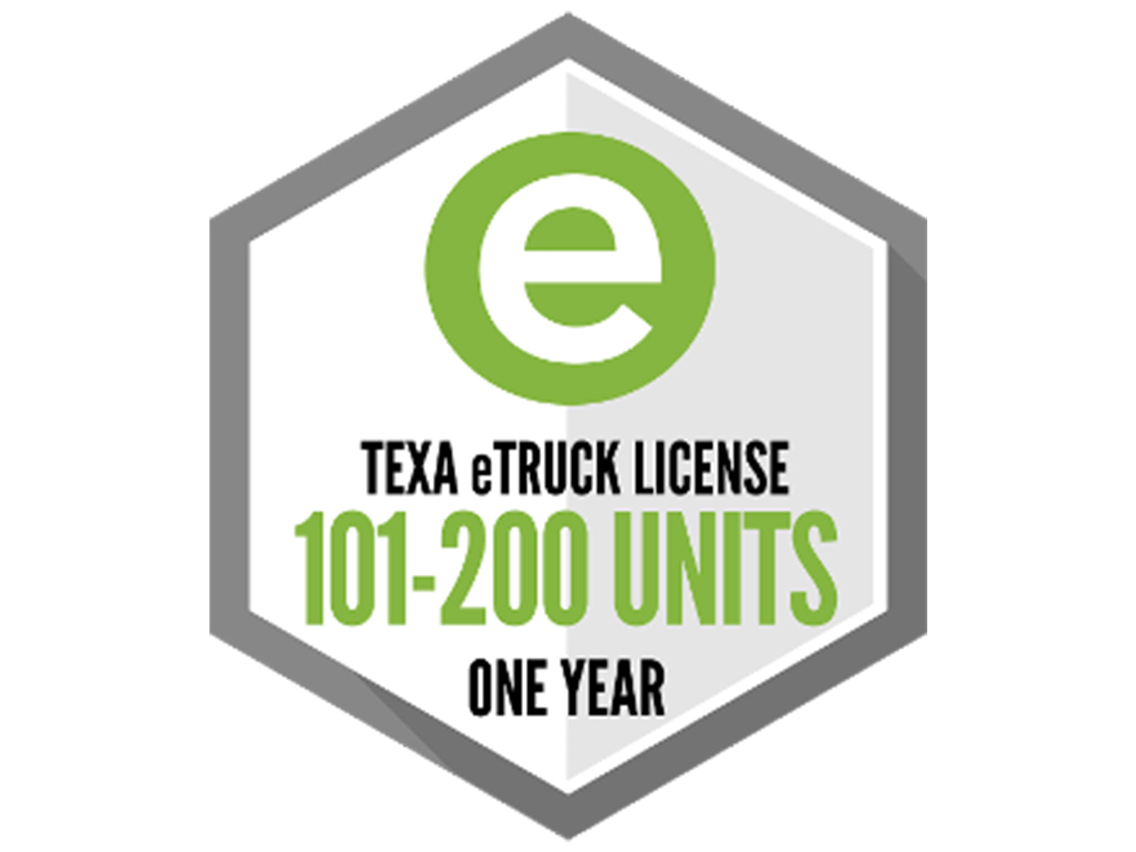 TEXA eTruck Software License for 101-200 Units