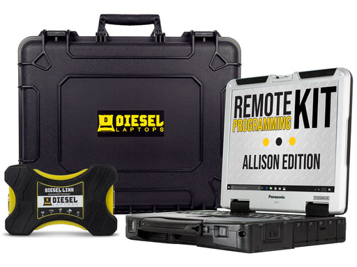 Allison Remote Programming Kit (RPK)