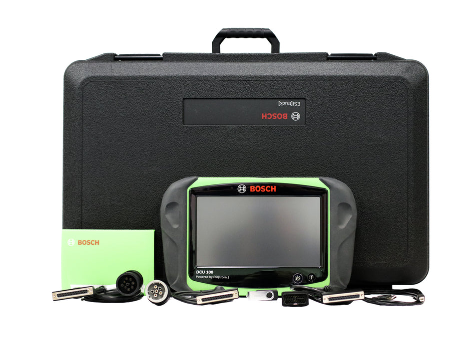 Bosch ESI Truck Scanner Diagnostic Tool with Tablet