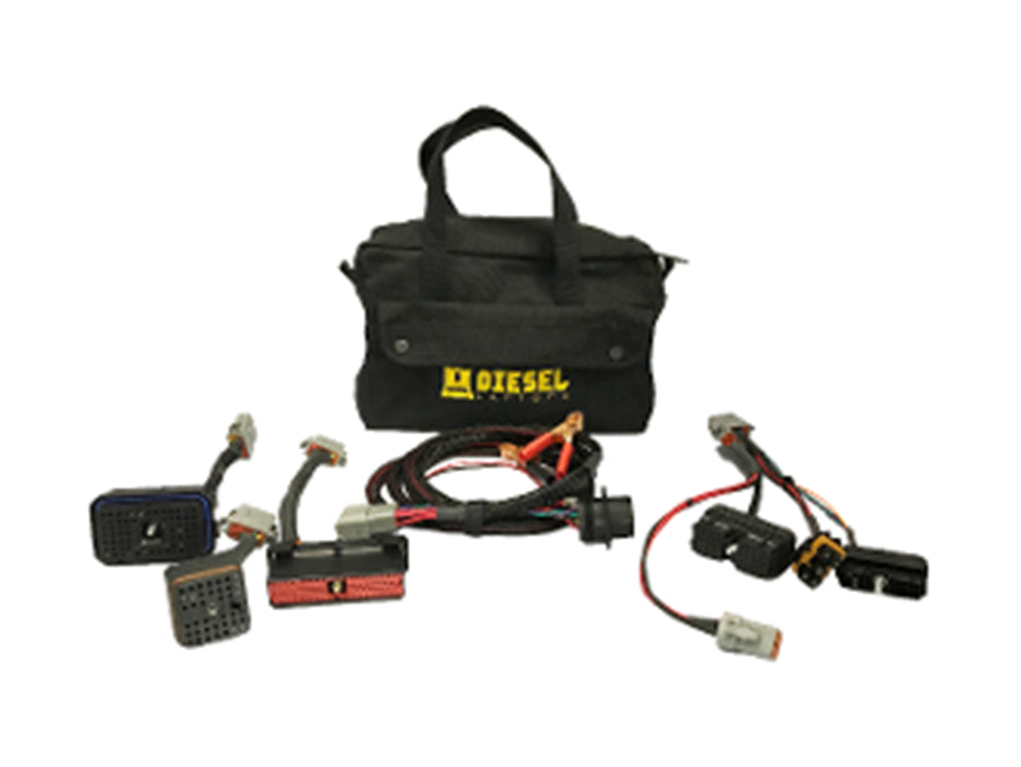 Diesel Laptops Bypass Breakout Master Cable Kit for Cummins Detroit CAT