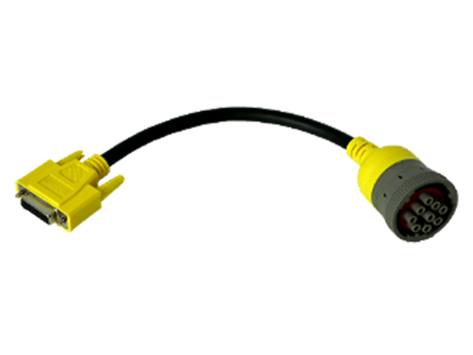 Drew Tech CAT Off-Highway 9 Pin Cable for DrewLinQ