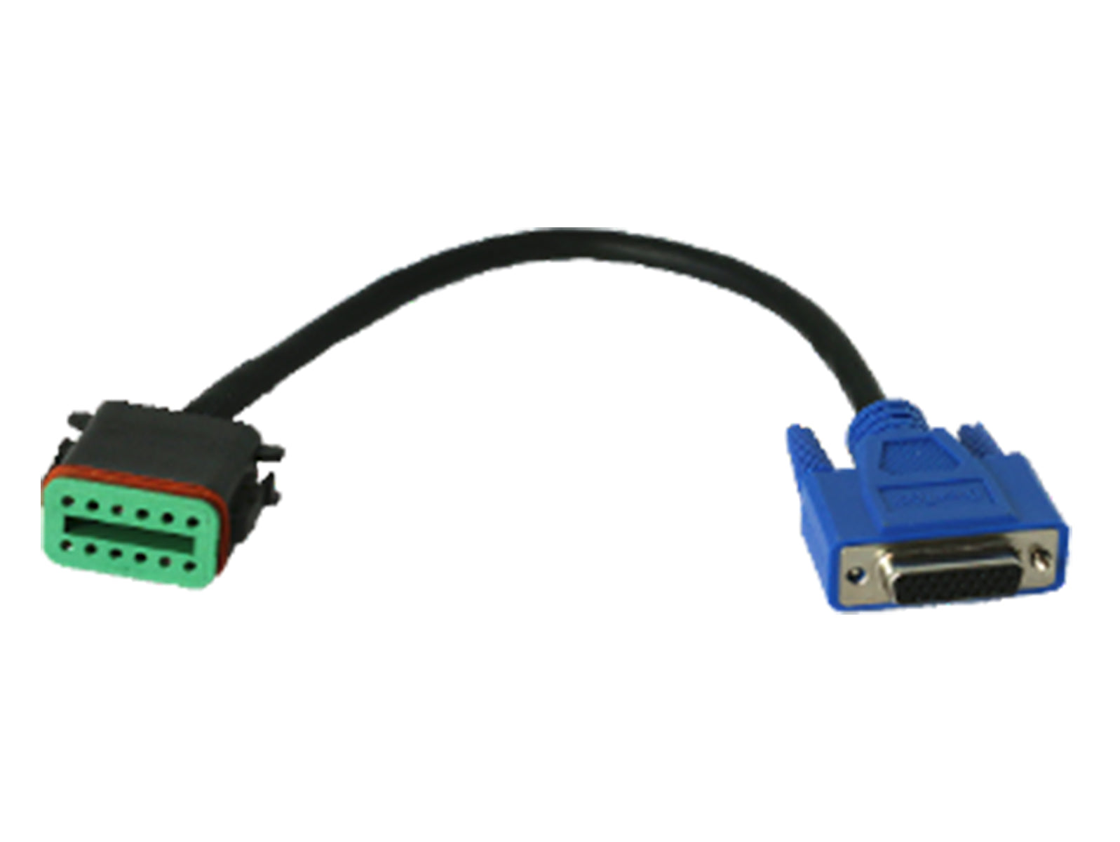 Drew Tech Komatsu 12 Pin Cable for DrewLinQ