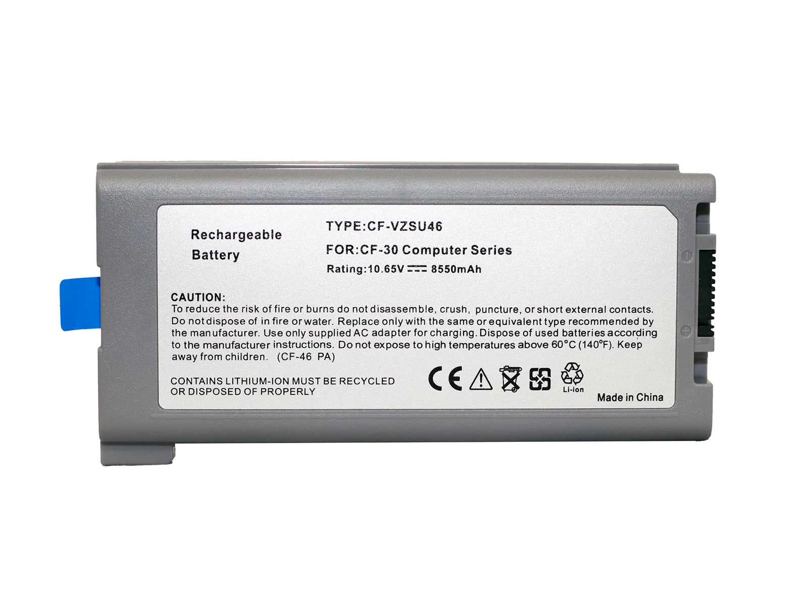 CF30 and CF31 Replacement Battery