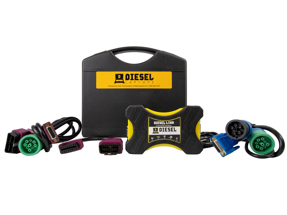 Universal Diesel Truck Diagnostic Tool with DPF Regen