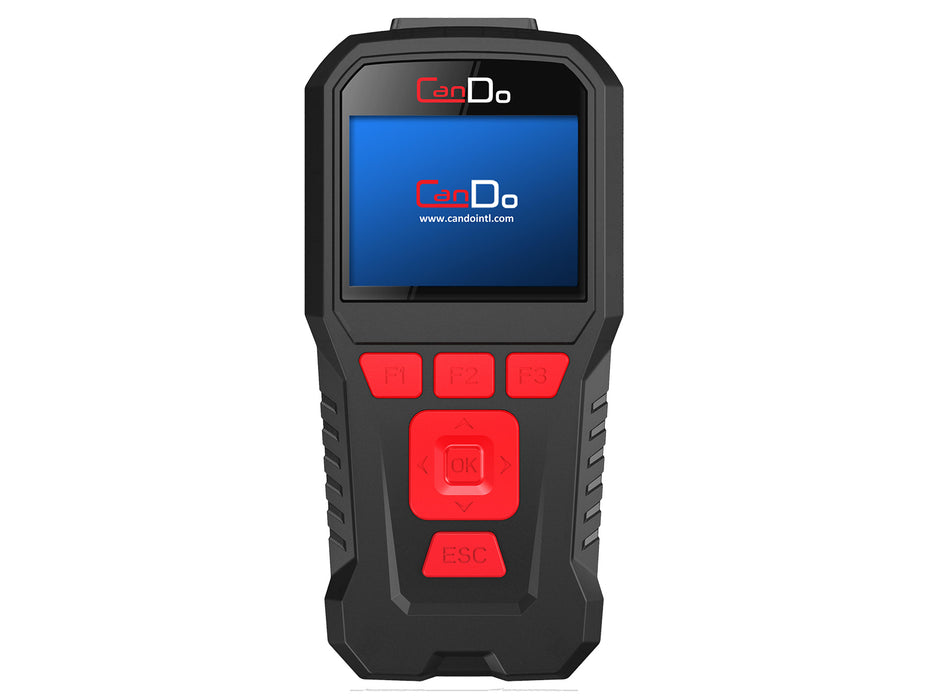 CanDo HD Code II Handheld Scanner with DPF Regen