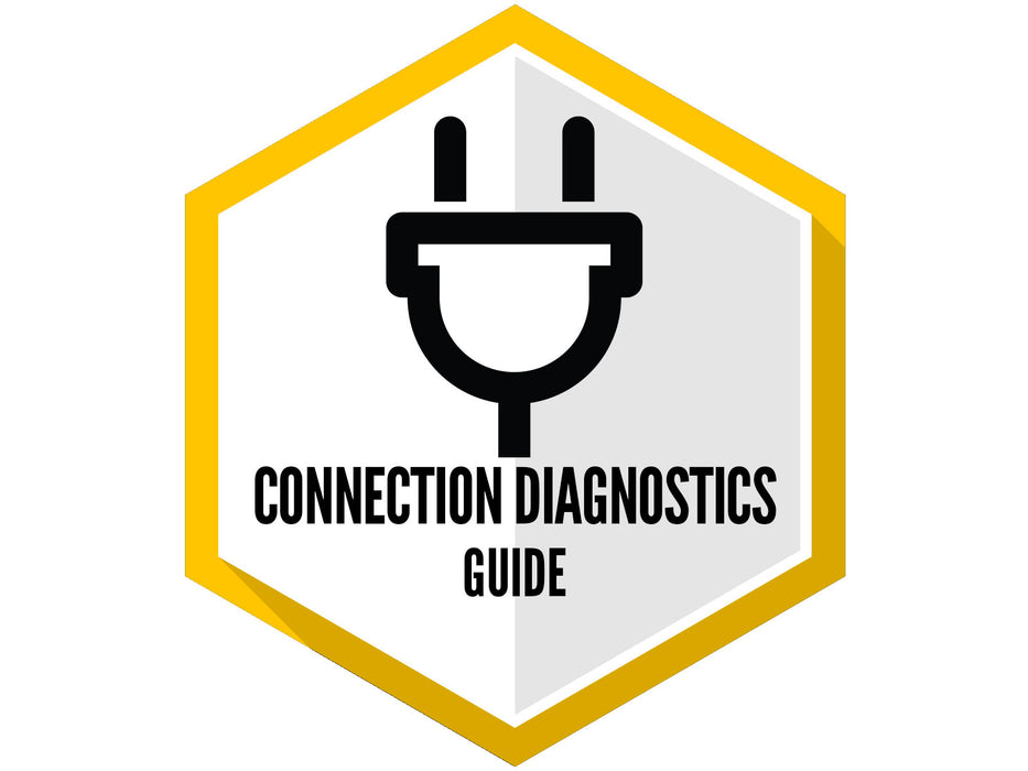 Connection Diagnostics Guide
