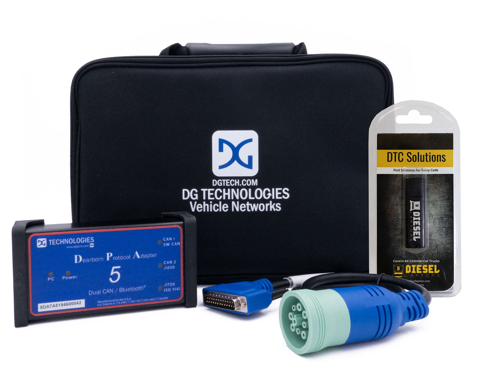 DG Tech DPA5 Bundled with Diesel Laptops DTC Solutions