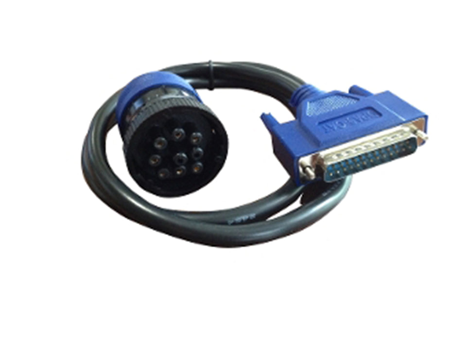 Diesel Laptops CAT Off-Highway 9 Pin Cable for DPA5
