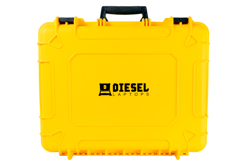 Diesel Laptops Yellow Tough Case
