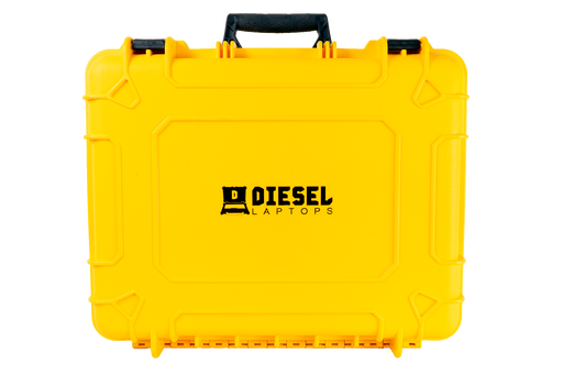 Used Diesel Laptops Yellow Tough Case