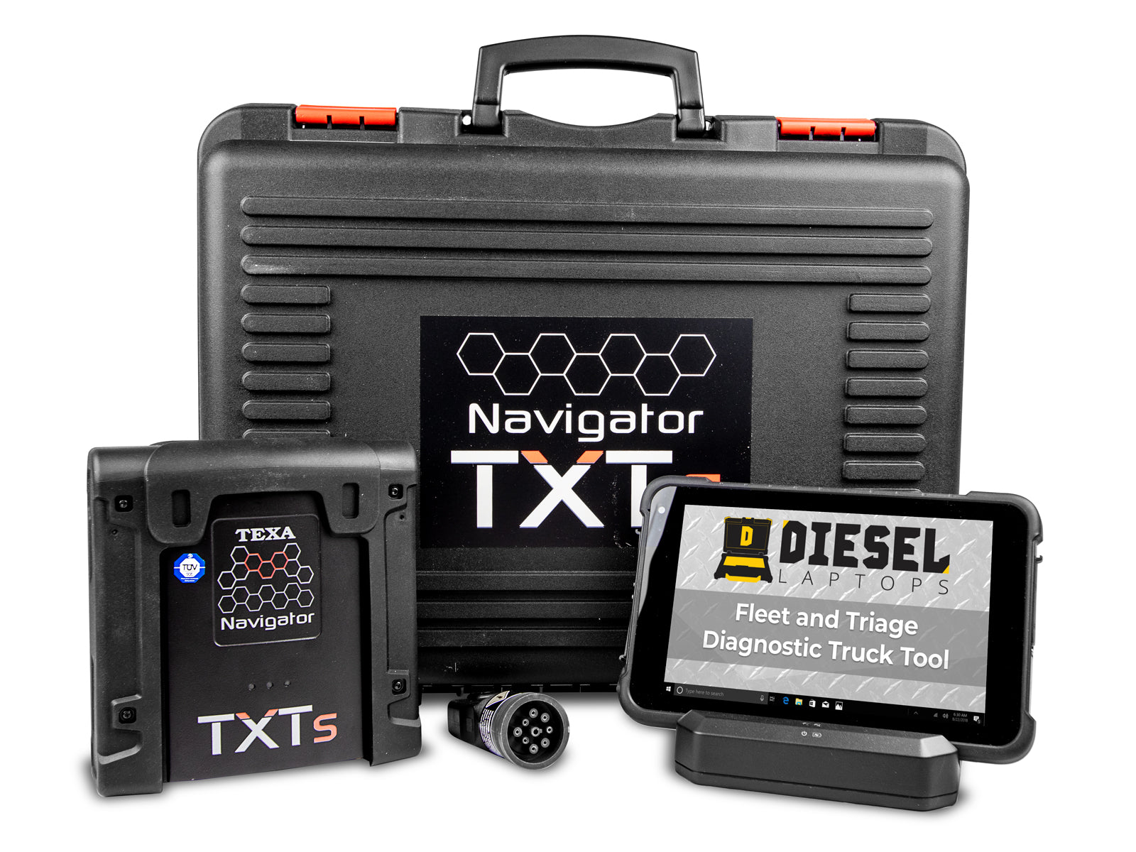 Diesel Laptops Fleet and Triage Diagnostic Truck Tool