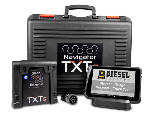 Used Diesel Laptops Fleet and Triage Diagnostic Truck Tool
