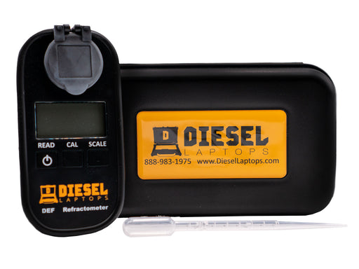 Digital Diesel Exhaust Fluid (DEF) Refractometer Tester