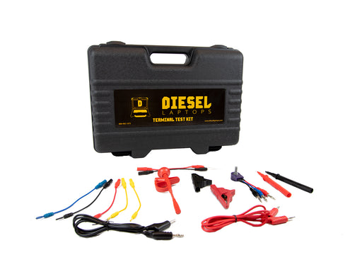 Diesel Laptops 94 Piece Electrical Diagnostic Terminal Test Kit