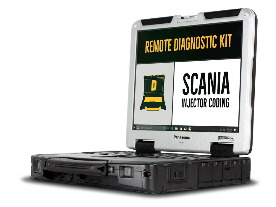 Scania Tier 4 Injector Coding Kit (RDK)