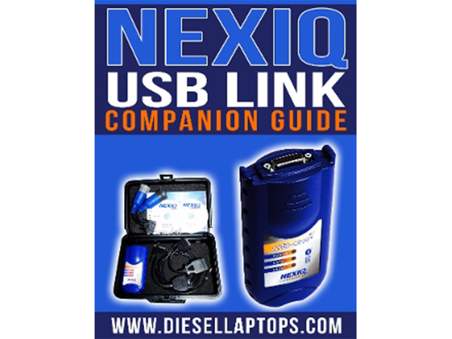 Nexiq USB Link Companion Guide