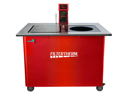 Filtertherm® Flow & Weigh Table