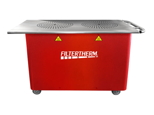 Filtertherm® Cool Down Cart