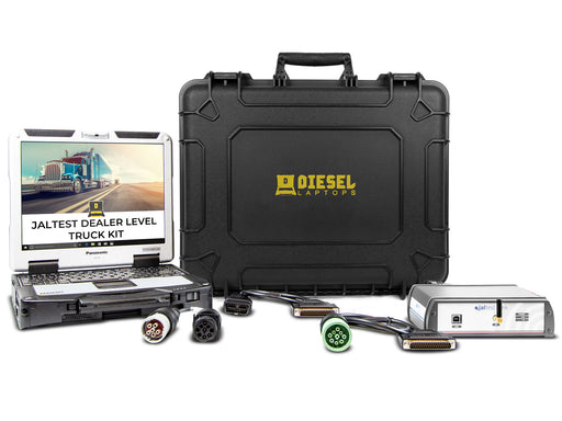 Used Cojali Jaltest Heavy and Medium Truck Diagnostic Laptop Tool