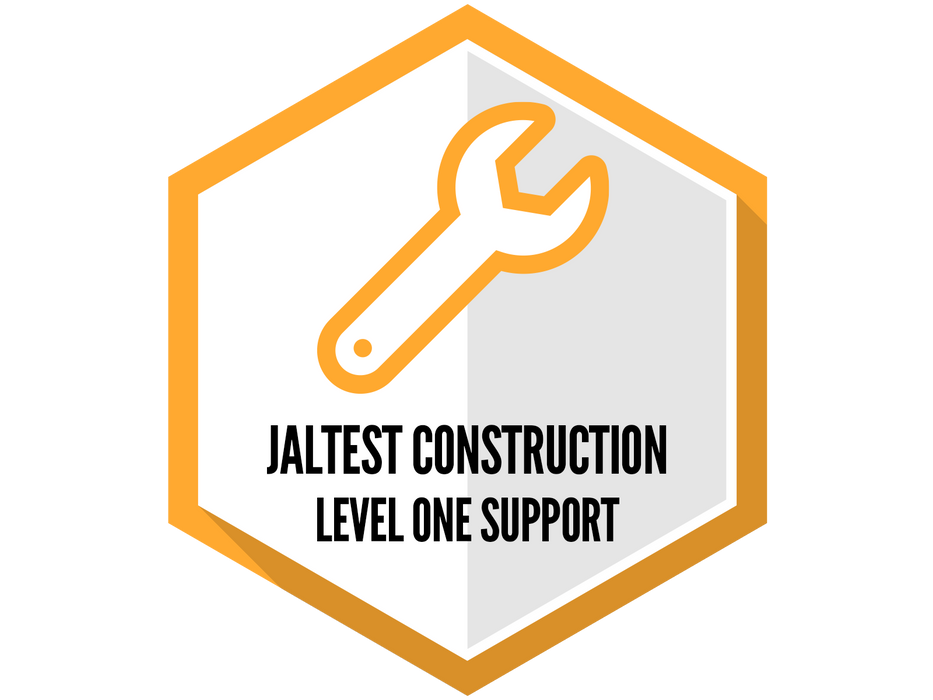 Jaltest Construction Annual Software Renewal - Level 1 (Basic)
