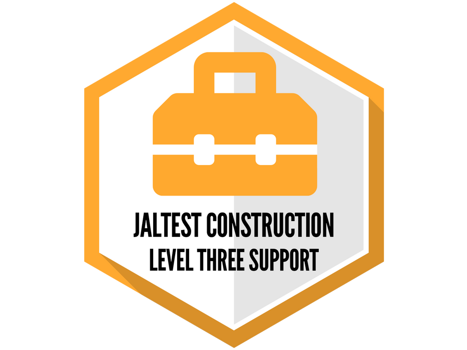 Jaltest Construction Annual Software Renewal - Level 3 (Premium)