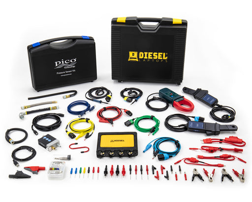 Diesel Scope Advanced Oscilloscope Kit