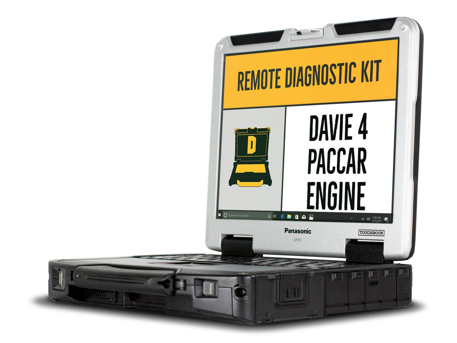 Davie 4 Paccar Engine Remote Programming Kit