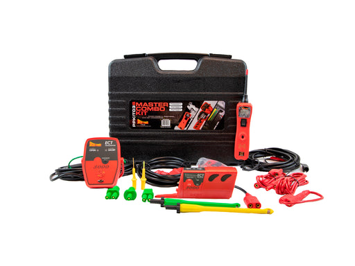 Power Probe 3 (III) Master Combo Kit with Truck Fault Codes