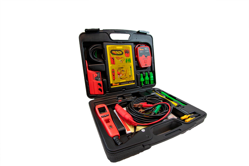 Power Probe IV Master Combo Kit with Truck Fault Codes