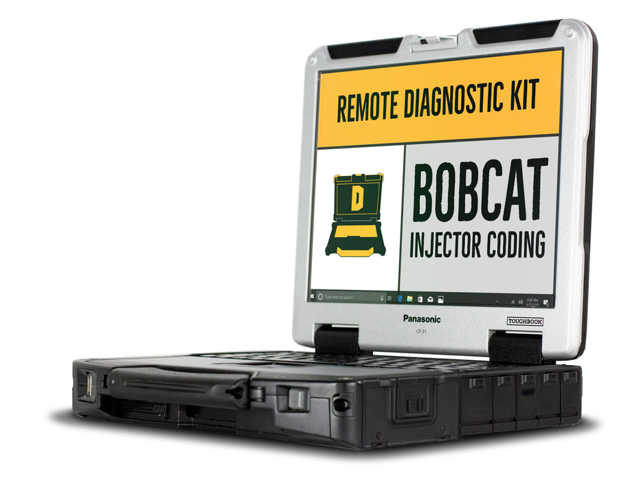 Bobcat Skid Steer Injector Coding Kit (RDK)