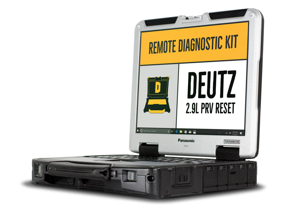 Deutz 2.9L PRV Reset kit (RDK)