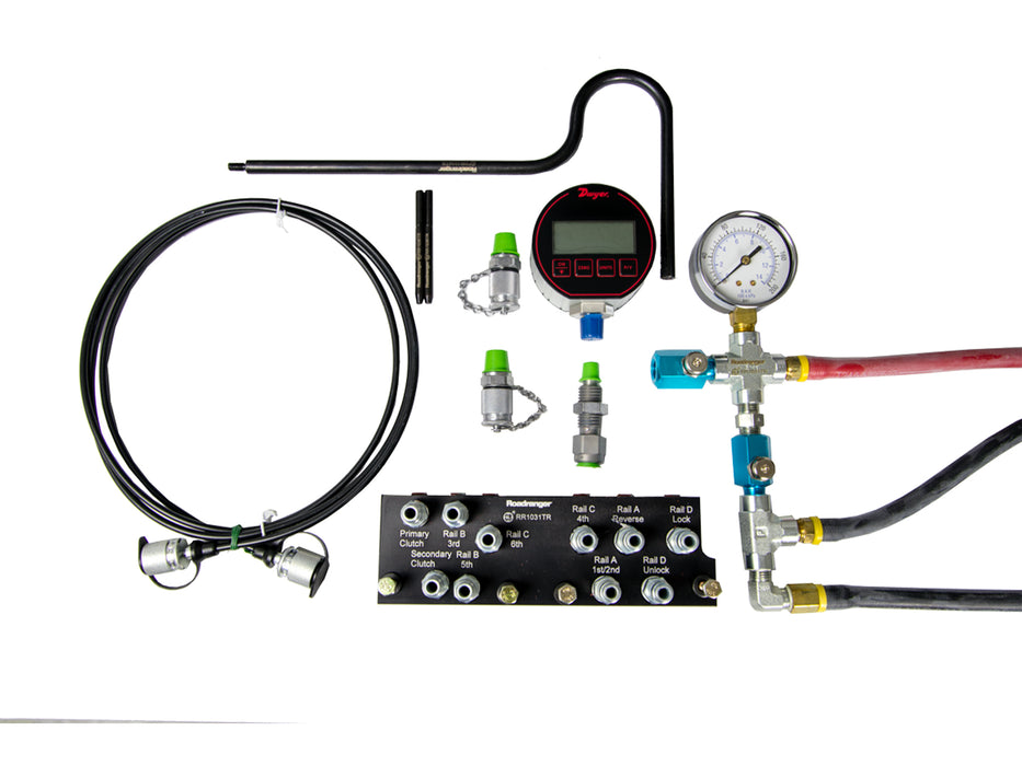 Eaton Transmission Hydraulic Test Kit