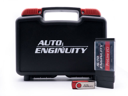 AutoEnginuity with Ford, GM, Dodge, & Chevrolet Enhanced