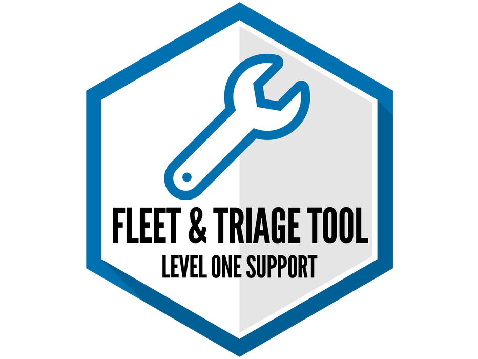 Fleet and Triage Support - Level 1 (Basic)