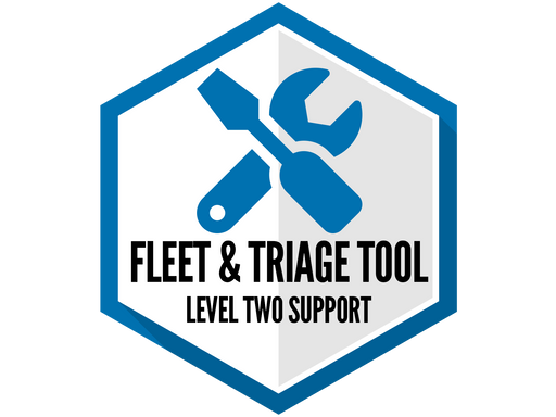 Fleet and Triage Support - Level 2 (Standard)