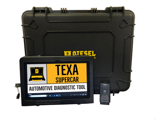 TEXA Supercar Automotive Diagnostic Tool