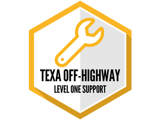 TEXA Off Highway Support - Level 1 (Basic)