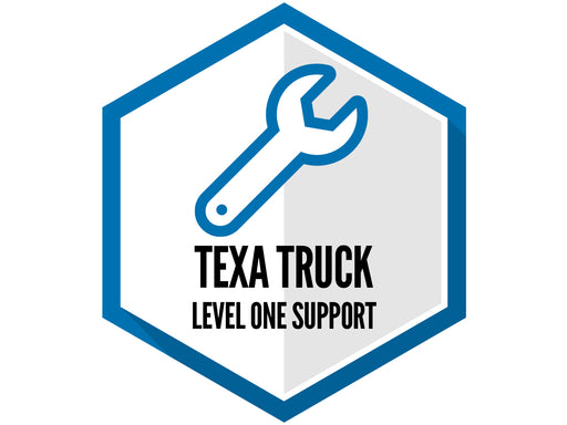 TEXA Truck Support - Level 1 (Basic)