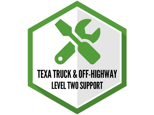 TEXA Truck & Off-Highway Support - Level 2 (Standard)