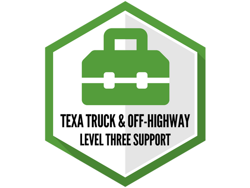 TEXA Truck & Off-Highway Support - Level 3 (Premium)