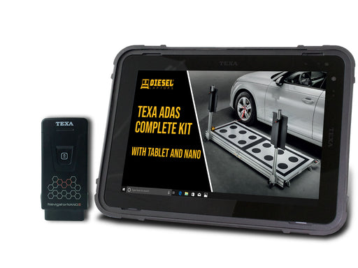 TEXA ADAS Kit with Tablet and Nano