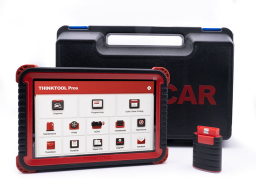 ThinkTool Pros Complete Auto Diagnostic Tool Kit