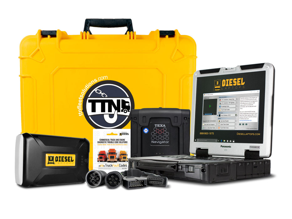 TTN Fleet Solutions TEXA Truck Kit