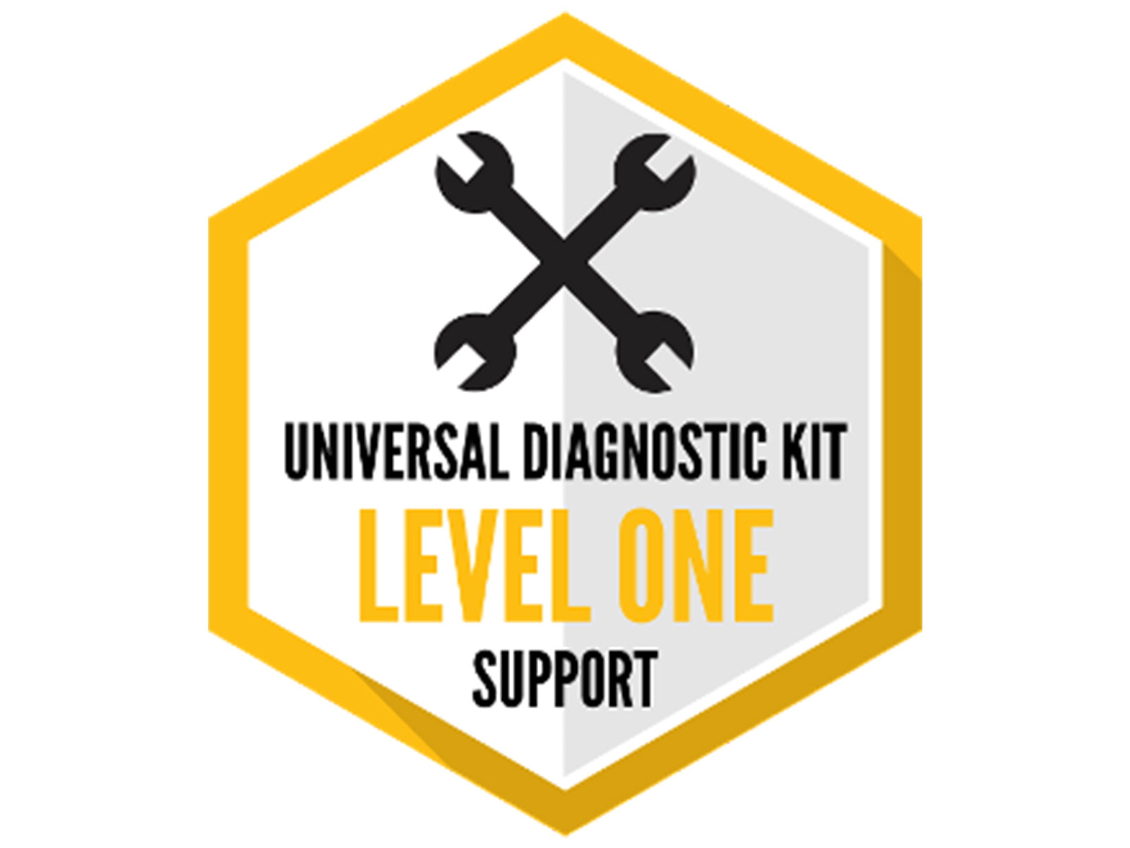 Universal Diagnostic Kit Support - Level 1 (Basic)